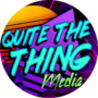 Quite The Thing Media Logo