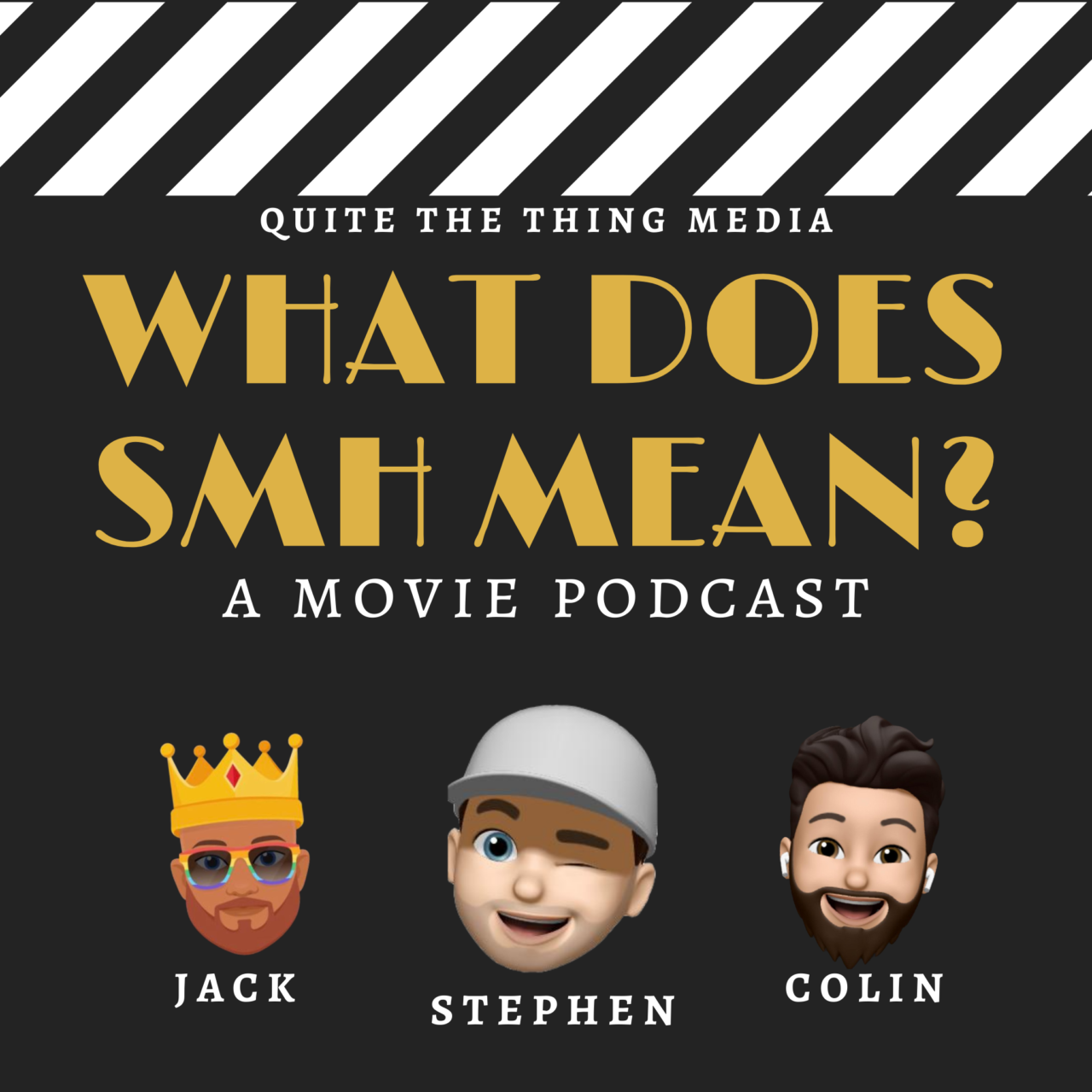 What Does SMH Mean - A Movie Podcast