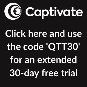 'QTT30' for an extended 30-day trial