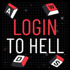 Login To Hell from Quite The Thing Media