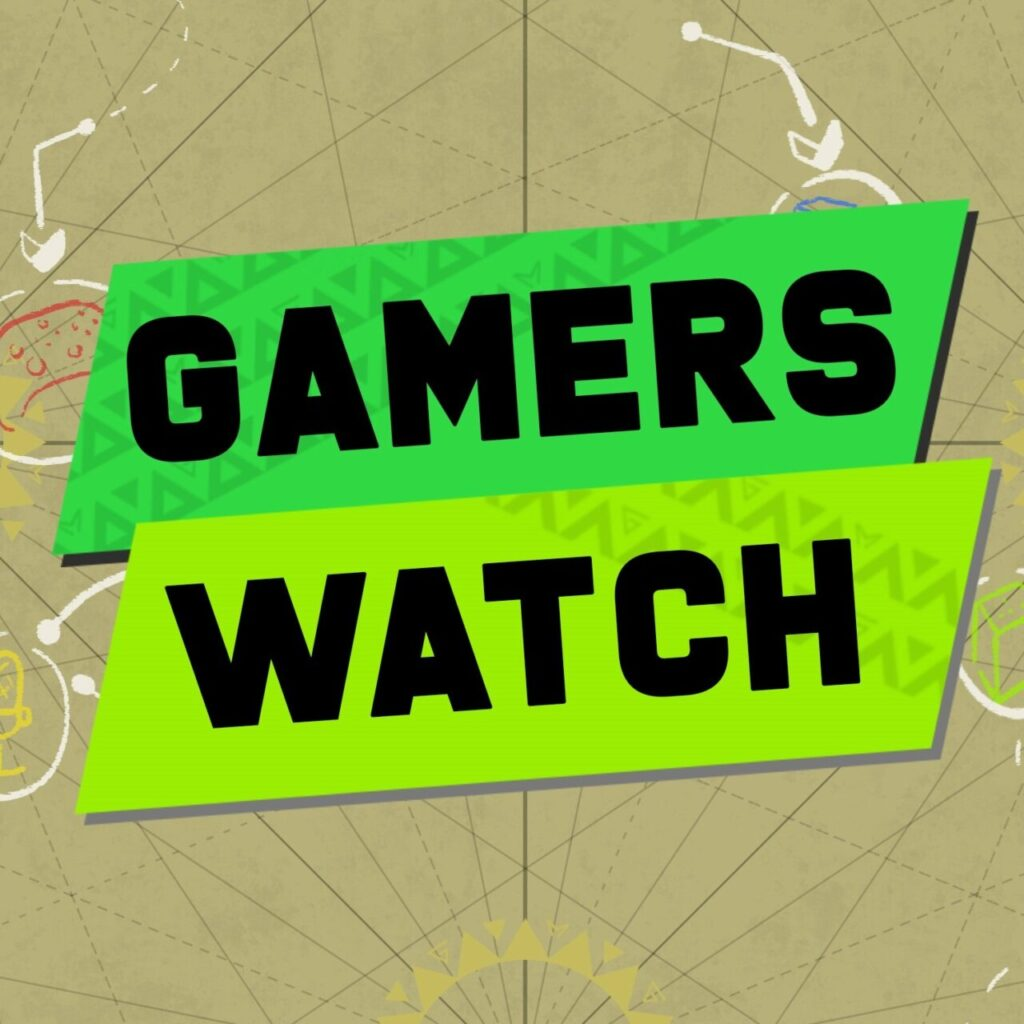 Gamers Watch Podcast on Quite The Thing Media